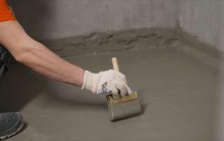 Basement Floor Waterproofing