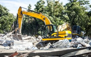 How to Determine the Cost of a Demolition Contractor