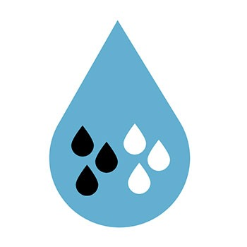 Stormwater Management Icon